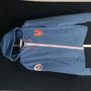 Wright & Ditson Mets Hoodie Size Xl